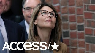 Prison Expert Describes What Life Behind Bars Could Be Like For Lori Loughlin | Access