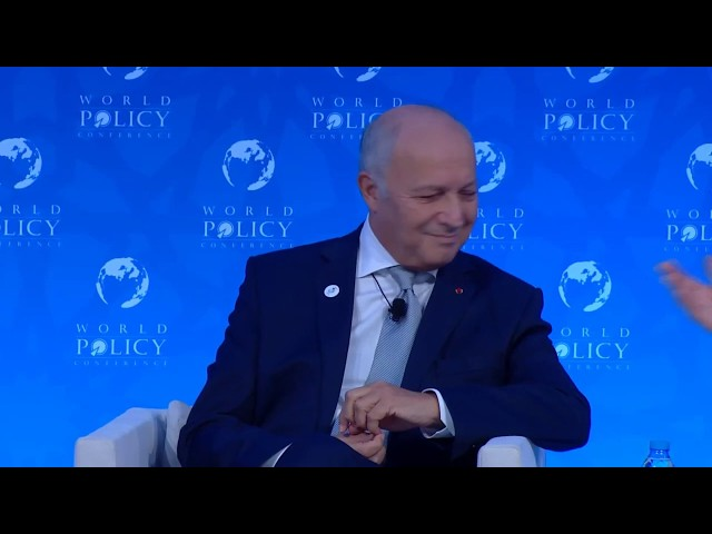WPC 2019 - Plenary session 9: Climate and environment