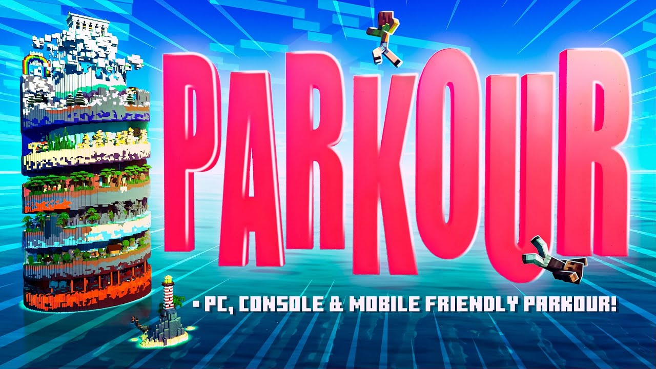 Parkour | Minecraft Marketplace - Official Trailer