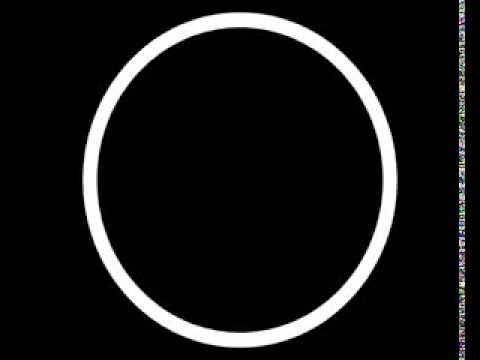 Красивый Футаж белый круг, посмотреть или скачать бесплатно Футаж белый круг