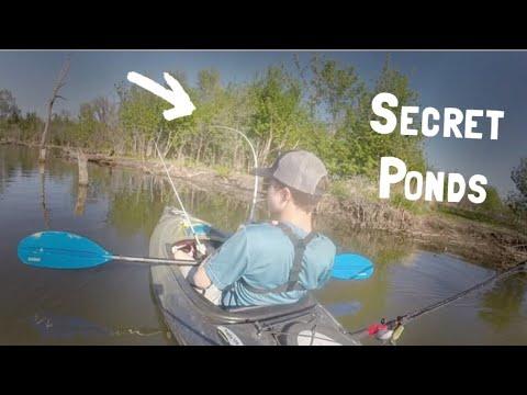 Found A New SECRET Pond!!—Last Second GIANT!