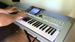 Oxygene 8 - Jean Michel Jarre - Live Remix by Piotr Zylbert (HD)
