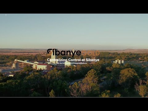 Centralizing control at Sibanye with the gold standard of industrial platforms