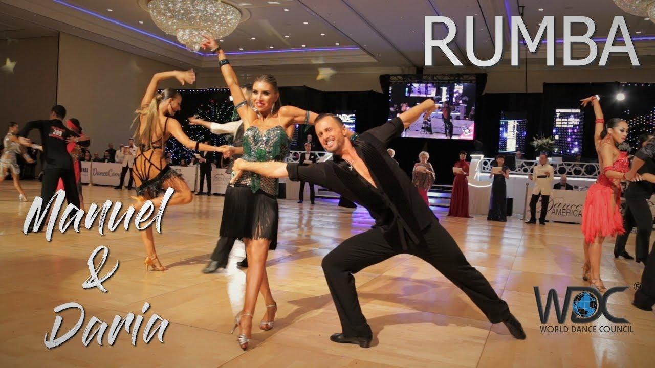 Manuel Frighetto - Daria Sereda (ITA) I Rumba I World Pro Latin 2019