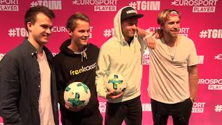 Eurosport Player #TGIM Festival Munich