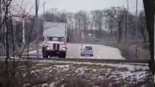 Gammal Traktor Reggad Scania.