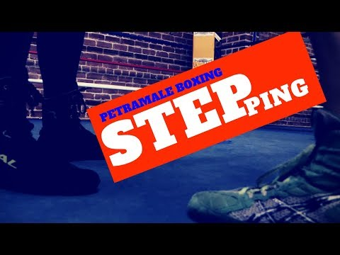 Stepping for Boxing and MMA