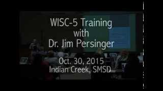 WISC 5 Training