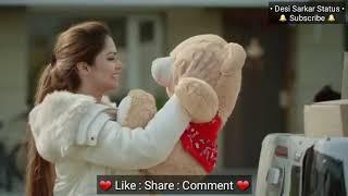 O o jaane jaana : new romantic song whatsapp status video 2018 : Cute Boyfriend Girlfriend Status 💑