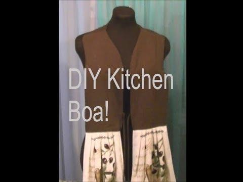 Diy Kitchen Boa Part 2 Youtube