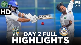 Full Highlights | Central Punjab vs Balochistan | DAY 2 | QeA Trophy 2020-21 | PCB | MC2L