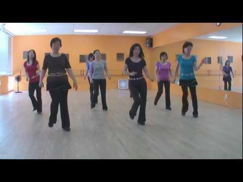 Uno, Dos, Tres - Line Dance (Dance & Teach in English & 中文)