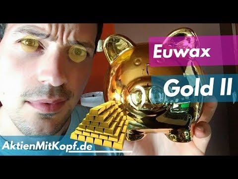 Gold kaufen mit Euwax Gold 2? Q&A mit Richard Dittrich