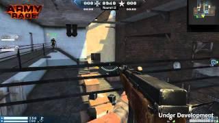 Army Rage - геймплейный трейлер номер 2