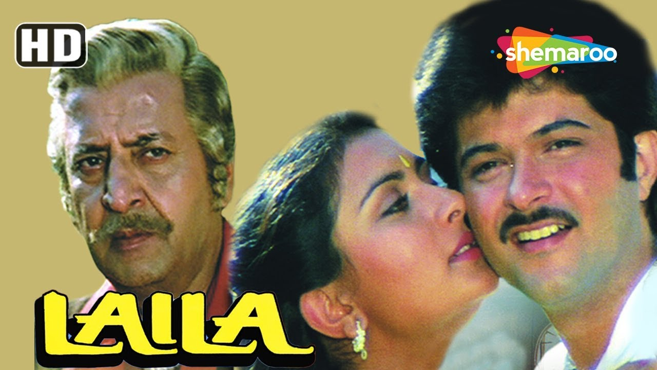 Download Laila {HD} Hindi Full Movie - Anil Kapoor, Poonam Dhillon - Popular Hindi Movie
