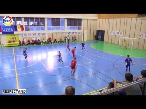 Clint Mifsud Malta GK Futsal