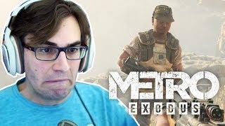 METRO EXODUS #9 - O Caminho Alternativo! (Gameplay em Português PT-BR)
