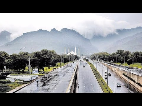Islamabad City 2019, Pakistan 🇵🇰 Virtual Tour