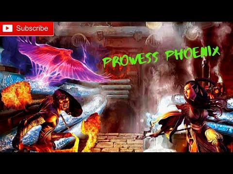 Pioneer Prowess Phoenix Vs Pioneer Bant Spirits | The Arena | Play Testing | Paper MTG
