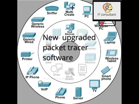new   packet tracer