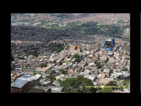Wereldreiziger - Colombia (1/2): Bogota, Medellín, Cartagena - wereldreiziger.net