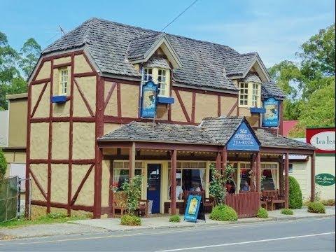 Miss Marple Tea Room. Australia, Victoria