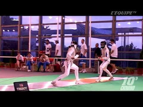 Le Journal des Bleus - Universiade d'été Belgrade 2009 - Episode 4