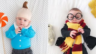 Crazy Baby Halloween Fails - Funny Baby Video