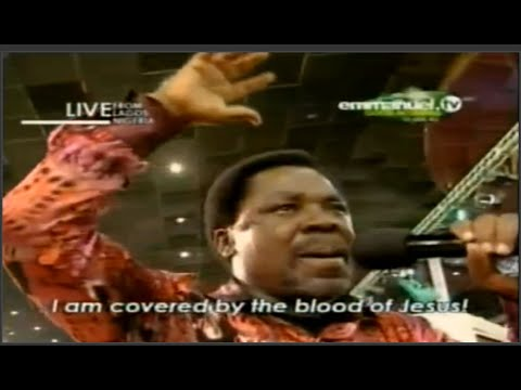 SCOAN 08/02/15: MASS PRAYER, DELIVERENCE, PROPHECY & WORDS OF KNOWLEDGES With TB Joshua. Emmanuel TV