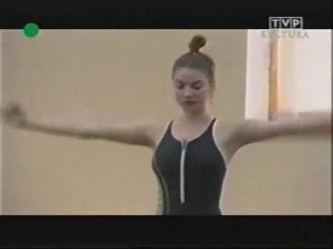 Yulia Makhalina - rehearsals