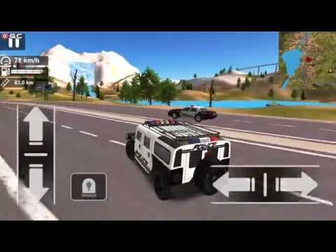 Police Car Driving Off Road - Simulation Police Car Games -Android Gameplay FHD #4