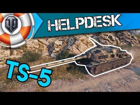TS-5 || Czołgi Amerykańskie [Rykoszet.info] [World of Tanks PL] thumbnail