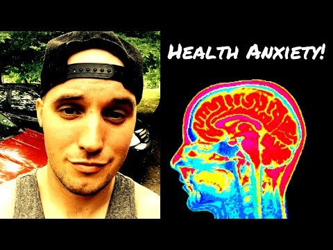 Severe Health Anxiety Symptoms!