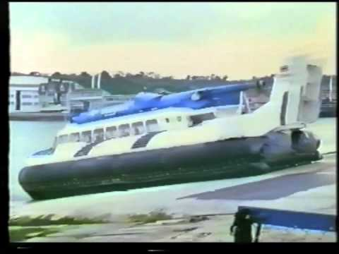 Hovercraft Museum Trust DVD5 Preview - The Seaspeed Story