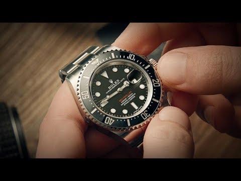 Rolex Sea-Dweller 126600 Review | Watchfinder & Co.
