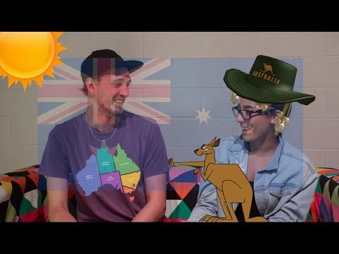 Aussies React To Their National Stereotypes