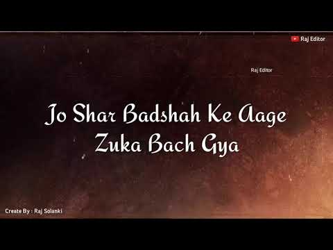 Boys attitude video editing by Gaurav Chaurasiya