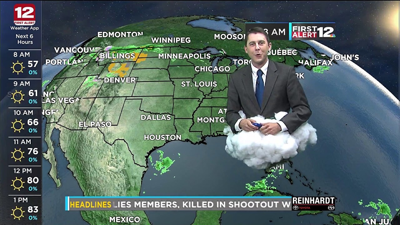 weatherman floats on cloud diy halloween costume 2016 - Meteorologist Halloween Costume