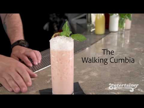Thirsty Thursday: The Walking Cumbia - JSix