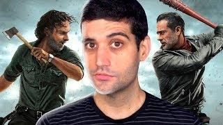 The Walking Dead S08 EP 12 - Negan x Rick, quem sobreviveu?