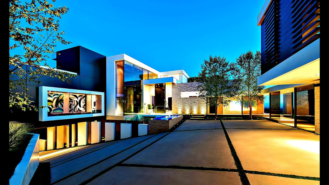 Luxury best modern house plans and designs worldwide youtube for Modern luxury villa design