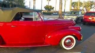 1940 Chevrolet Special Deluxe convertible