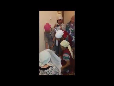Шокирующее видео похищения невесты в Казахстане