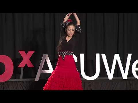 Pasíon por Flamenco | Yumi LaRosa | TEDxASUWest
