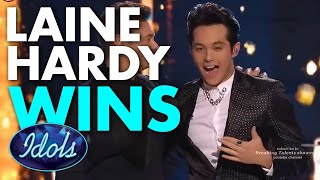 LAINE HARDY WINS AMERICAN IDOL | Idols Global