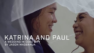 Katrina and Paul: A Wedding at Chapel of San Pedro Calungsod, Cebu City