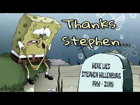 RIP Stephen Hillenburg, Kreator Spongebob Squarepants Meninggal Karena Sakit, Thanks Stephen...