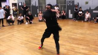 WORKSHOP LYLE BENIGA | Paris | French Montana / Ain