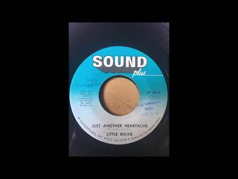 Little Richie - Just Another Heartache bw I Wish I Was A Baby SOUND PLUS