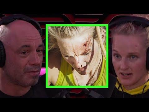 Climber Emily Harrington Recalls Scary Fall Stories